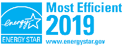 Energy star - Most efficient 2019