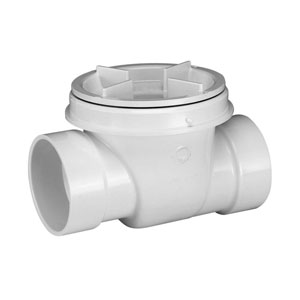 Back water valve